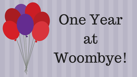 One Year at Woombye!