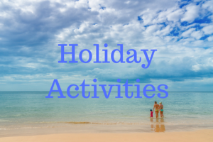 holiday activites